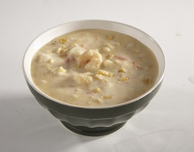 Shrimp and Corn Chowda